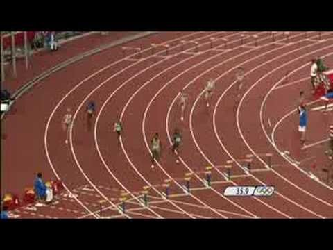 Melaine Walker - Women's 400M Hurdles - Final - Beijing 2008 Summer Olympic Games