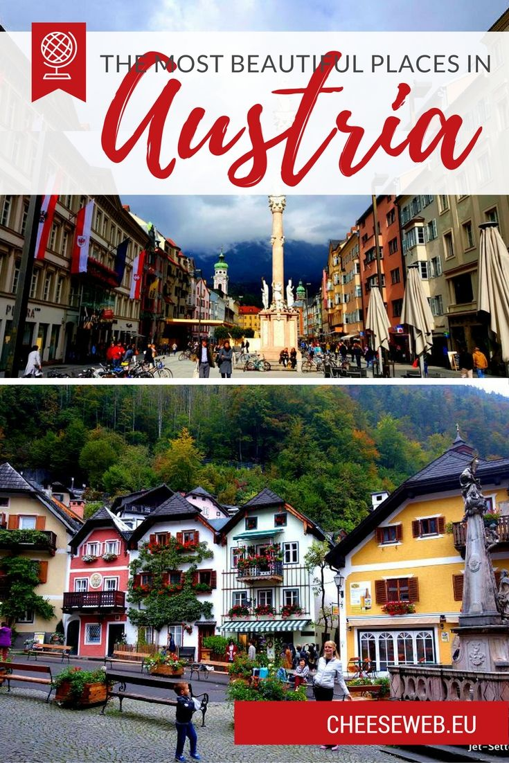 A tour of the most beautiful places in Austria, from the bustling capital of Vienna to picture-perfect Halstatt, we share the best places to visit in Austria.