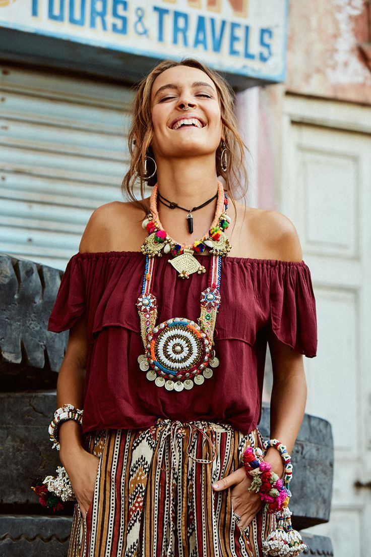Hippy Boho chic complements advise to wear for everyday in 2019