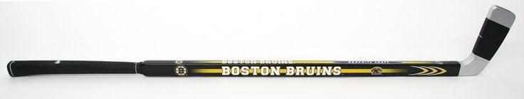 Hockey Stick Golf Putter