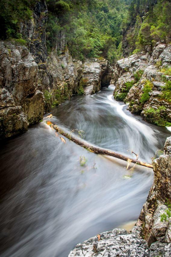 The Franklin River Tasmania
