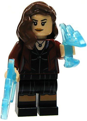 LEGO Marvel Super Heroes Loose Scarlet Witch Minifigure [Loose]