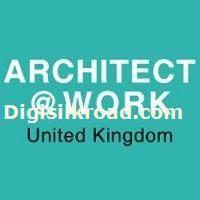 Architect@Work United Kingdom London exhibition logo