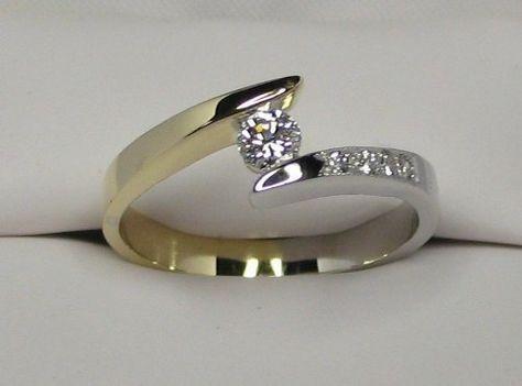 anillos de compromiso originales - Buscar con Google