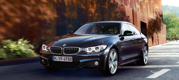 BMW Série 4 Gran Coupé : Informações