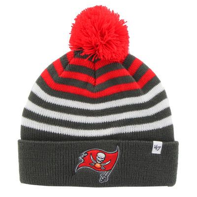 '47 Tampa Bay Buccaneers Child Pewter Yipes Cuffed Knit Hat