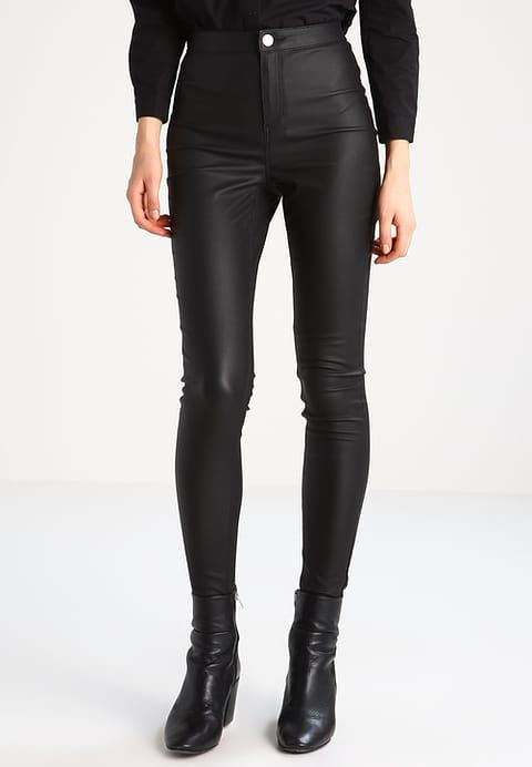 Skinny fit Dorothy Perkins LYLA - Jeans Skinny Fit - black        Zwart: € 37,95 Bij Zalando (op 29-4-17). Gratis bezorging & retournering, snelle levering en veilig betalen!