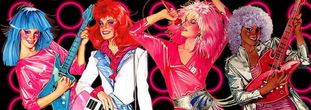 Showtime Synergy! Jem & The Holograms Head To The Big Screen!