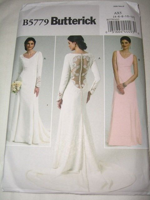17 best images about wedding dress patterns on pinterest for Lace wedding dress patterns to sew