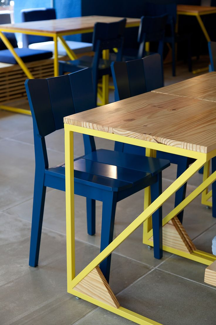 Restaurant furniture tables - Natural Ingredients Are Perfectly Blended At Brazilian Restaurant
