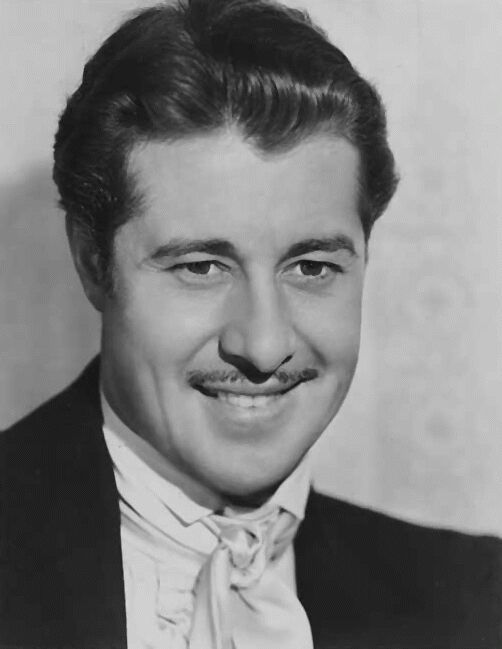Don AMECHE (1908-1993) * AFI Top Actor nominee > IRISH connection: His mother, Barbara Etta Hertel, was of Scottish, Irish, and German ancestry. (His father, Felice Amici, was a bartender from Italy).