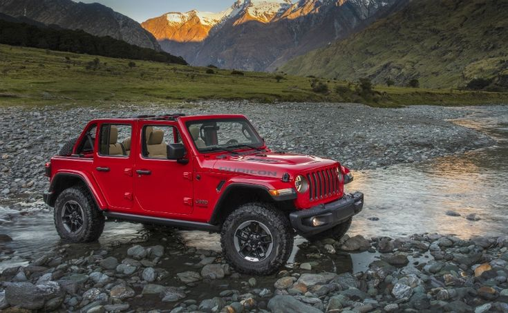 First Batch Of Jeep Wrangler Rubicon Sold Out In India In 2020