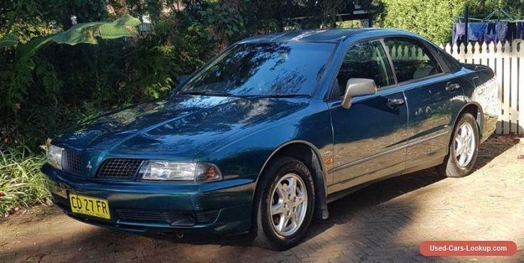 Mitsubishi Magna 2002 3.5L V6 8 Months Rego #mitsubishi #magna #forsale #australia