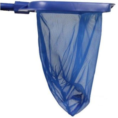 Swimline Hydro Tools 8040 Professional Heavy Duty Deep Bag Leaf Removal Pool Net Pool Nets Swimline Pool Skimmer
