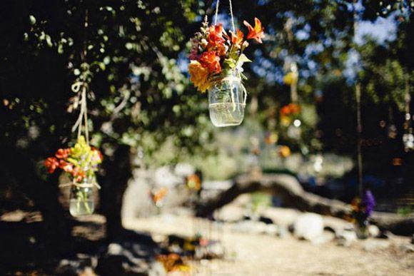 Ideas para sacar partido al jardín el día de tu boda