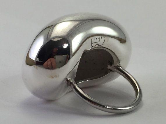 Maxi ring Volume Silver 925 di mpjewelsmilano su Etsy