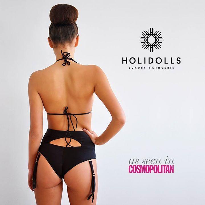 Monaco Black @Holidolls