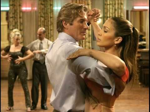 Jennifer & Richard in Shall We Dance  I love this music, Santa Maria by The Go Tan Project