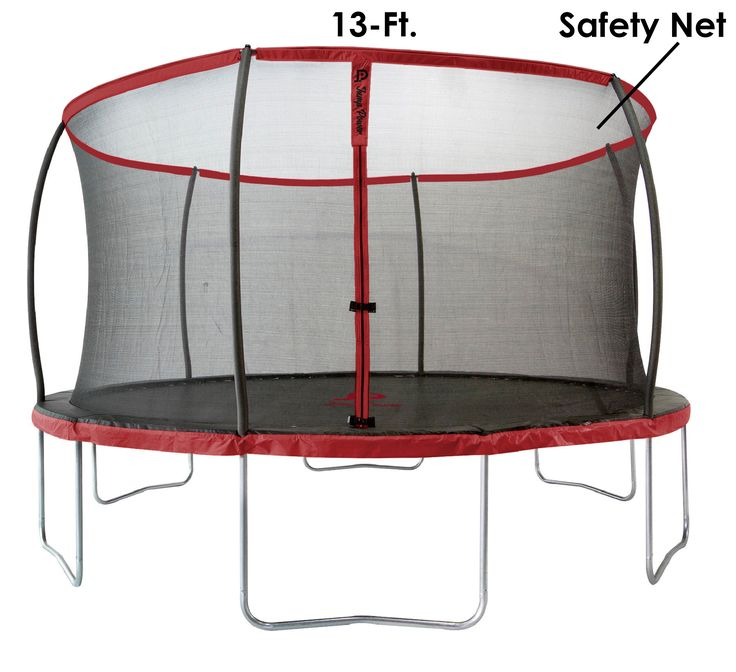 13ft. Trampoline Replacement Safety Net *Ultra-Grade*