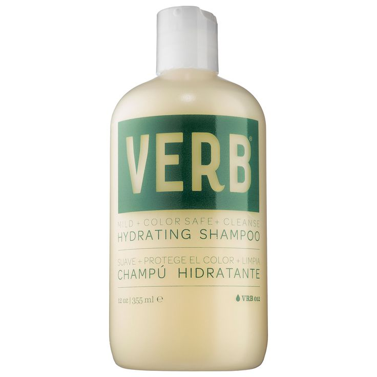 Shop <Verb's> <Hydrating Shampoo> at Sephora. <A hydrating shampoo to cleanse hair, replenish moisture, preserve color, and protects from heat>.