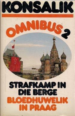 Konsalik -Omnibus 2 bloedhuwelik in praag