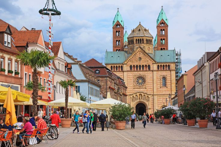 Germany, Speyer Cathedral - Hiroshi Higuchi/Getty Images