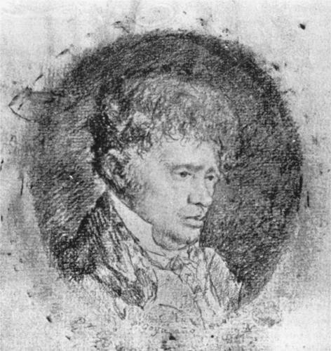 Retrato de Javier Goya, hijo del artista - Francisco de Goya