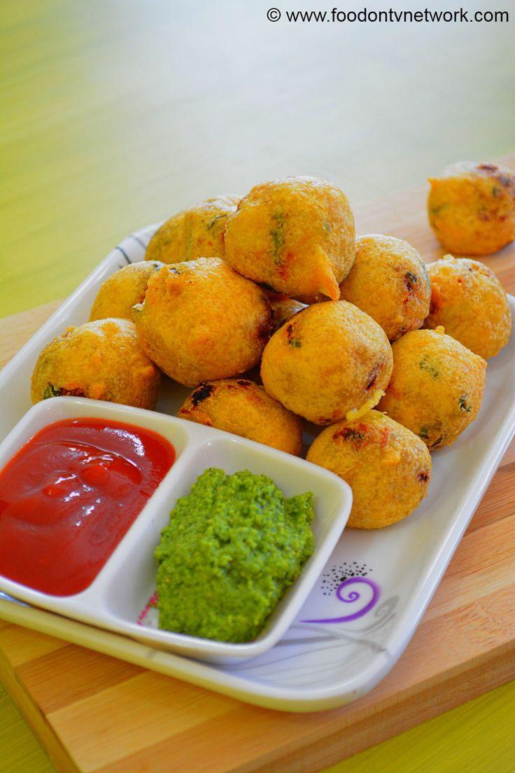 Gujarati Batata Vada Recipe   Bhajiya Recipe with step pictures