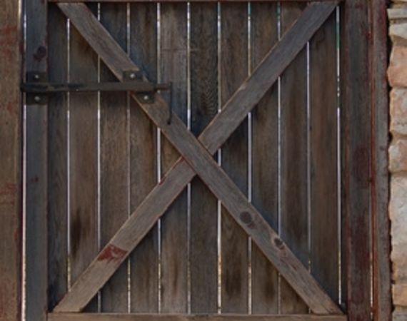 How to Make Wood Fence Gates | eHow.com