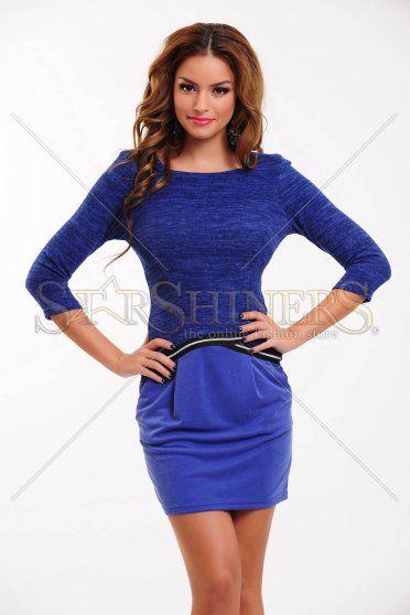 Rochie MissQ Distinct Touch Blue