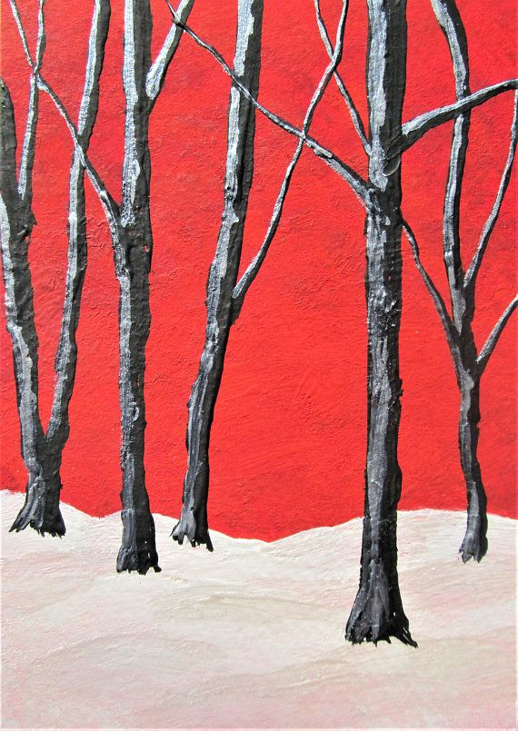Brightscapes: The Way To Beauty  Twilight Woods #273 https://www.etsy.com/listing/558182865/artist-trading-card-twilight-woods-273  My work on view at:  Loving Rochester Interview https://www.youtube.com/watch?v=HoKU60lBELc&feature=share  @Bausch Rochester Optics Center http://mikekraus.blogspot.com/2018/01/bausch-lomb-rotating-art-program.html   @Whitman Works Company https://www.facebook.com/LovingRochester/videos/163879897591357/  PENFIELD, NY Meet & Greet at Jeremiah's with my friend…