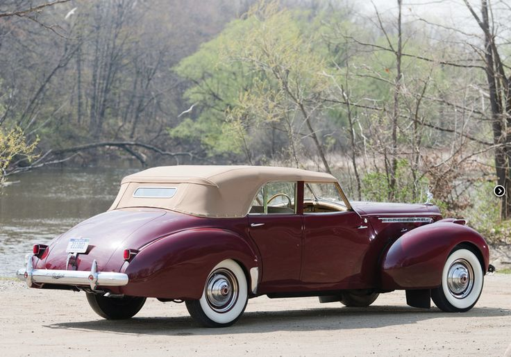 Because you can - when you win LOTTO: 1940 Packard Custom Super Eight One Eighty Convertible Sedan
