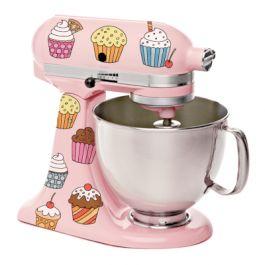 Pink Cupcake KitchenAid