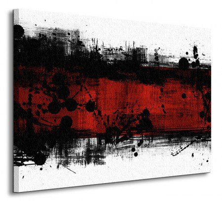 DecoArt24.pl Obraz na płótnie pod tytułem Banner.  Autorstwa: Andrii Pokaz Cena 84.90