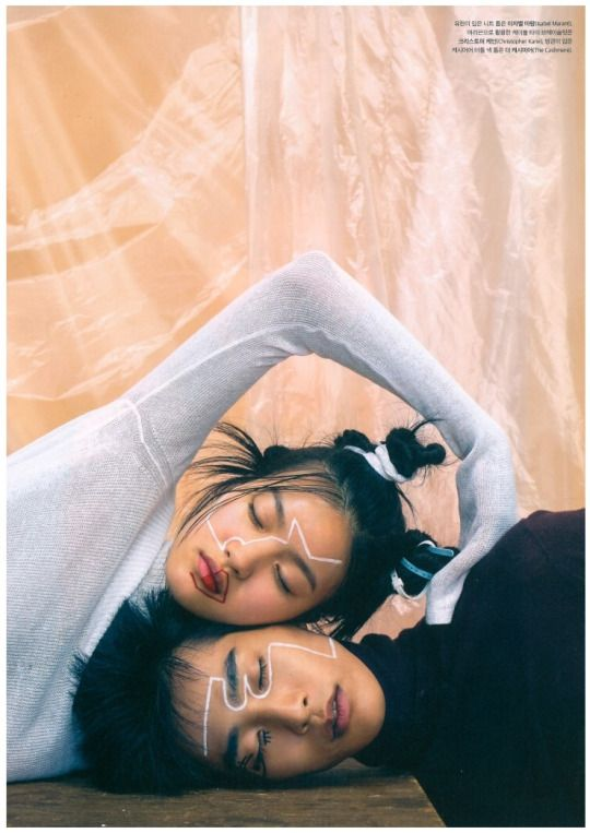 Seo Yoo Jin, Lee Myung Kwan by Kim Young Jun for Dazed and Confused Korea July 2016