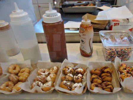 London's Mini Donut Bar Comes to St. Matthews Mall | Louisville.com