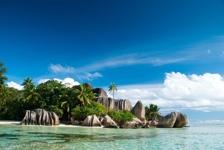 "Anse Source D'Argent, La Digue, Seychelles. ""Best beach in the World"""