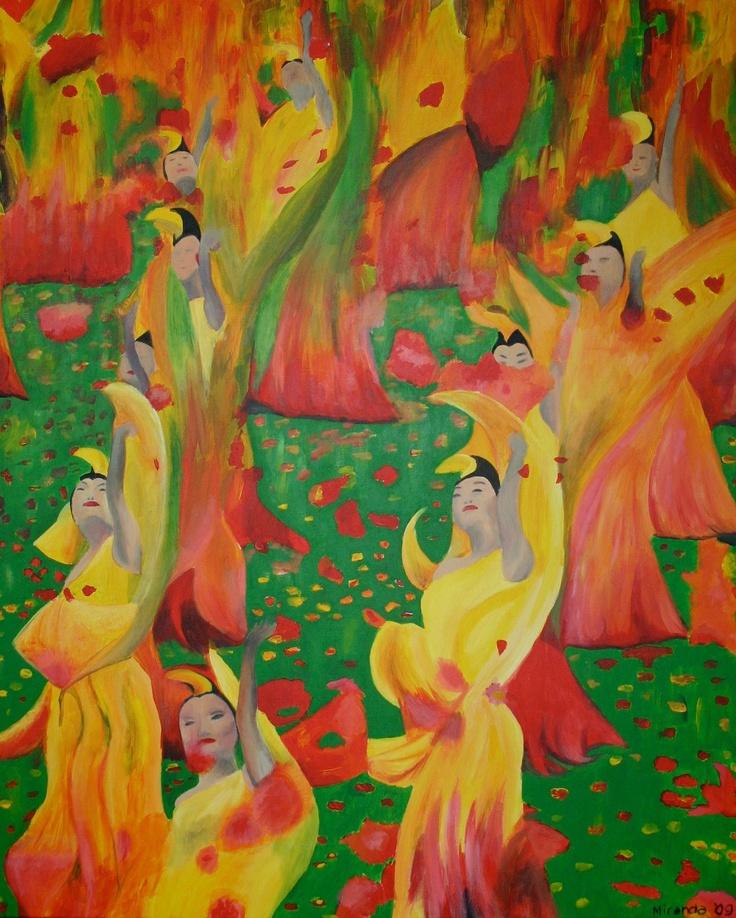 Chinese danseressen (2009)