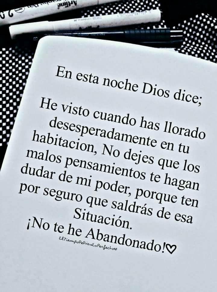 gracias Papito Dios ❤️