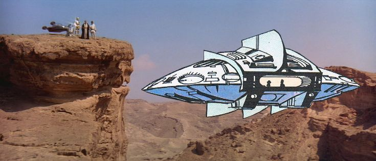 I've tried to make the most thorough comparisons of Valérian and Laureline versus Star Wars yet conceived.