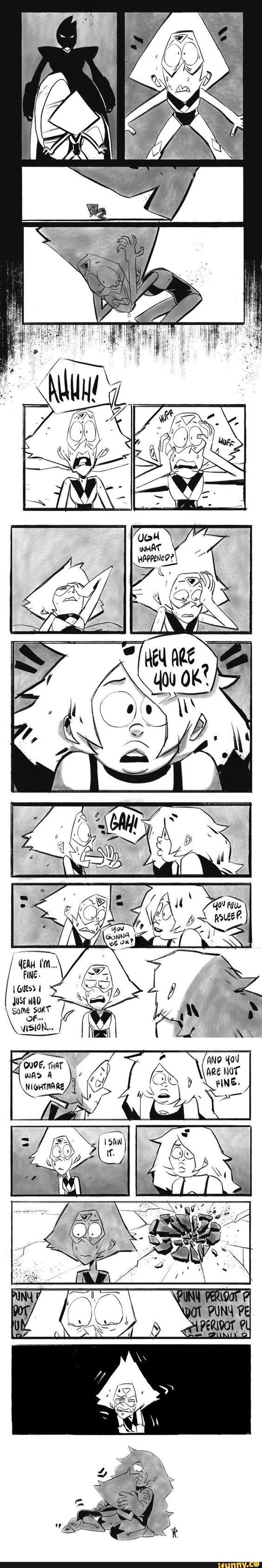 Steven Universe, Peridots Bad Dream