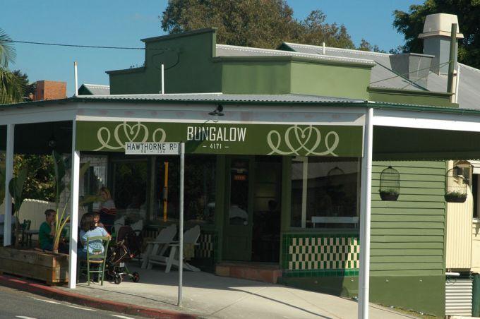 Bungalow 4171 Cafe Hawthorne   Must do Brisbane