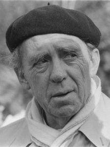Heinrich Böll, deutscher Schriftsteller