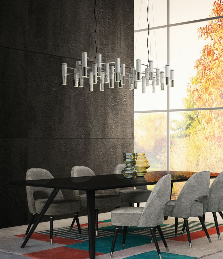 Perfect Dining Room Chandeliers: Best 25+ Mid Century Chandelier Ideas On Pinterest