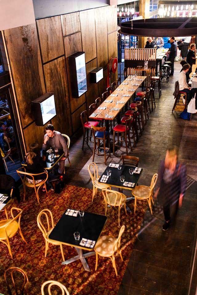 The General Assembly - Laneway Bars Melbourne #bars #interiors #design #nightlife #Melbourne #Australia #hiddencitysecrets #bars #interesting #venues