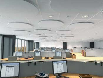 ACOUSTIC CEILING CLOUDS OPTIMA CANOPY | ARMSTRONG BUILDING PRODUCTS