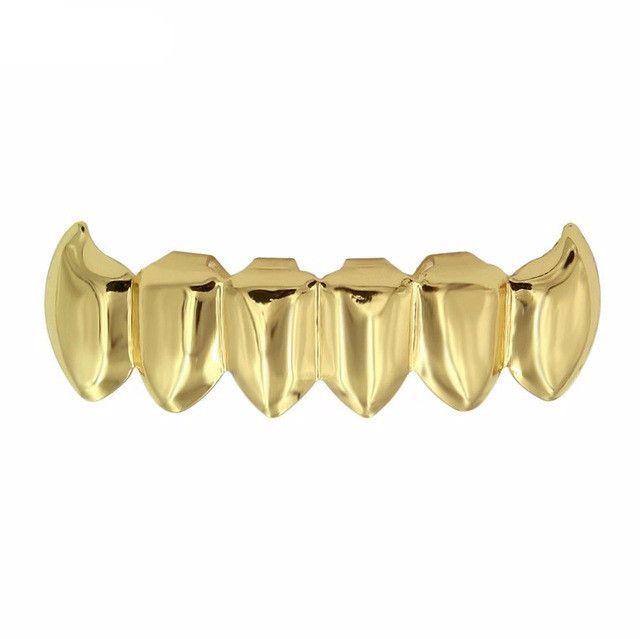 [BOTTOM] GOLD FANGS GRILLZ