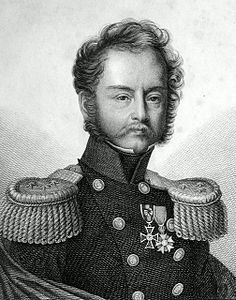 Gerolamo Ramorino, generale napoletano, nemico della Francia