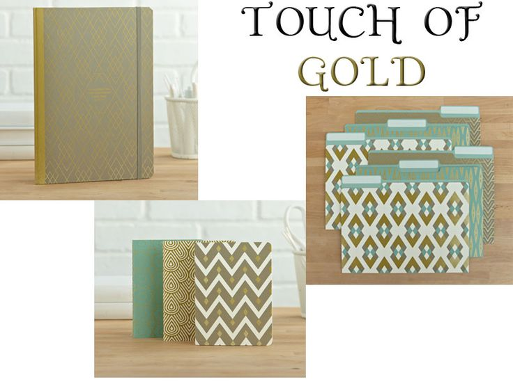 Iu0027m Obsessed With Our New U201cGarden Partyu201d + U201cTouch Of Gold