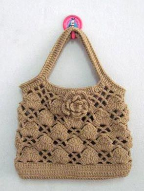 Crochet Purses And Bags | How To Crochet